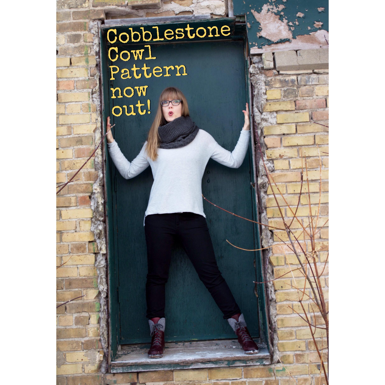 cobblestone cowl pattern release